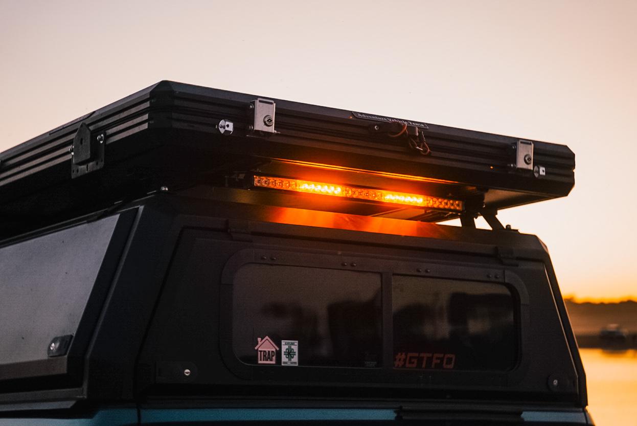 "Rear Light Bar San Felipe - 30"" Plug & Play LED Chase Light"