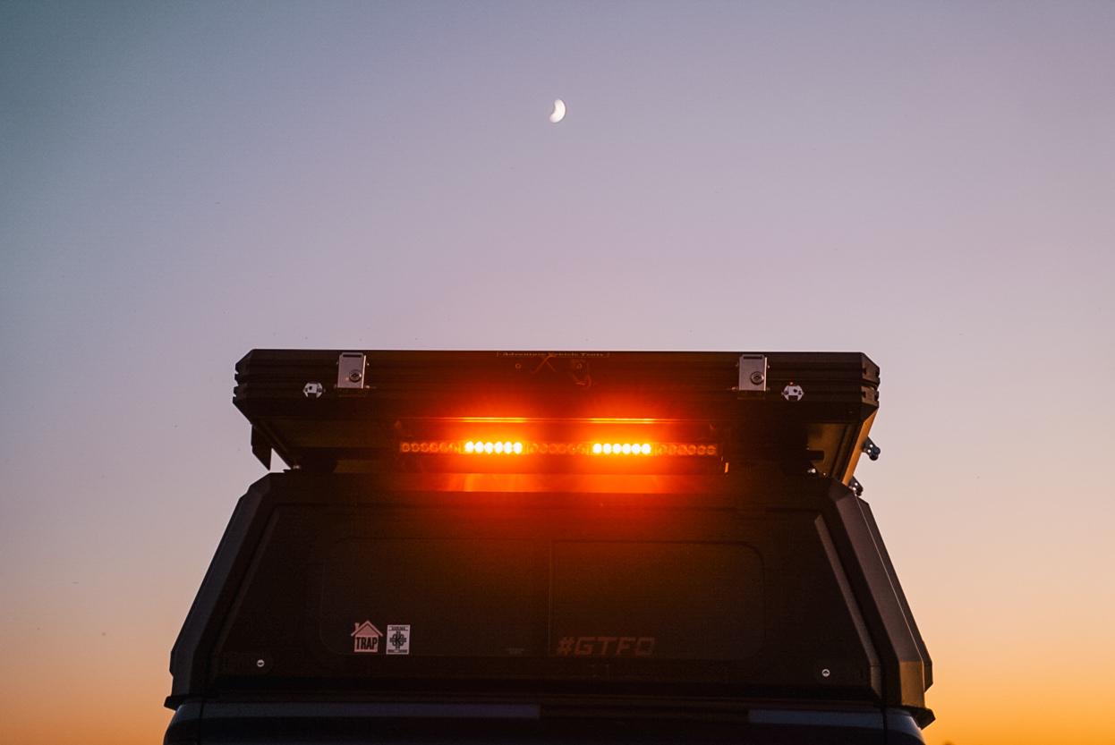 Rear Light Bar LED Chase Light for Off-Road & Overland Travel