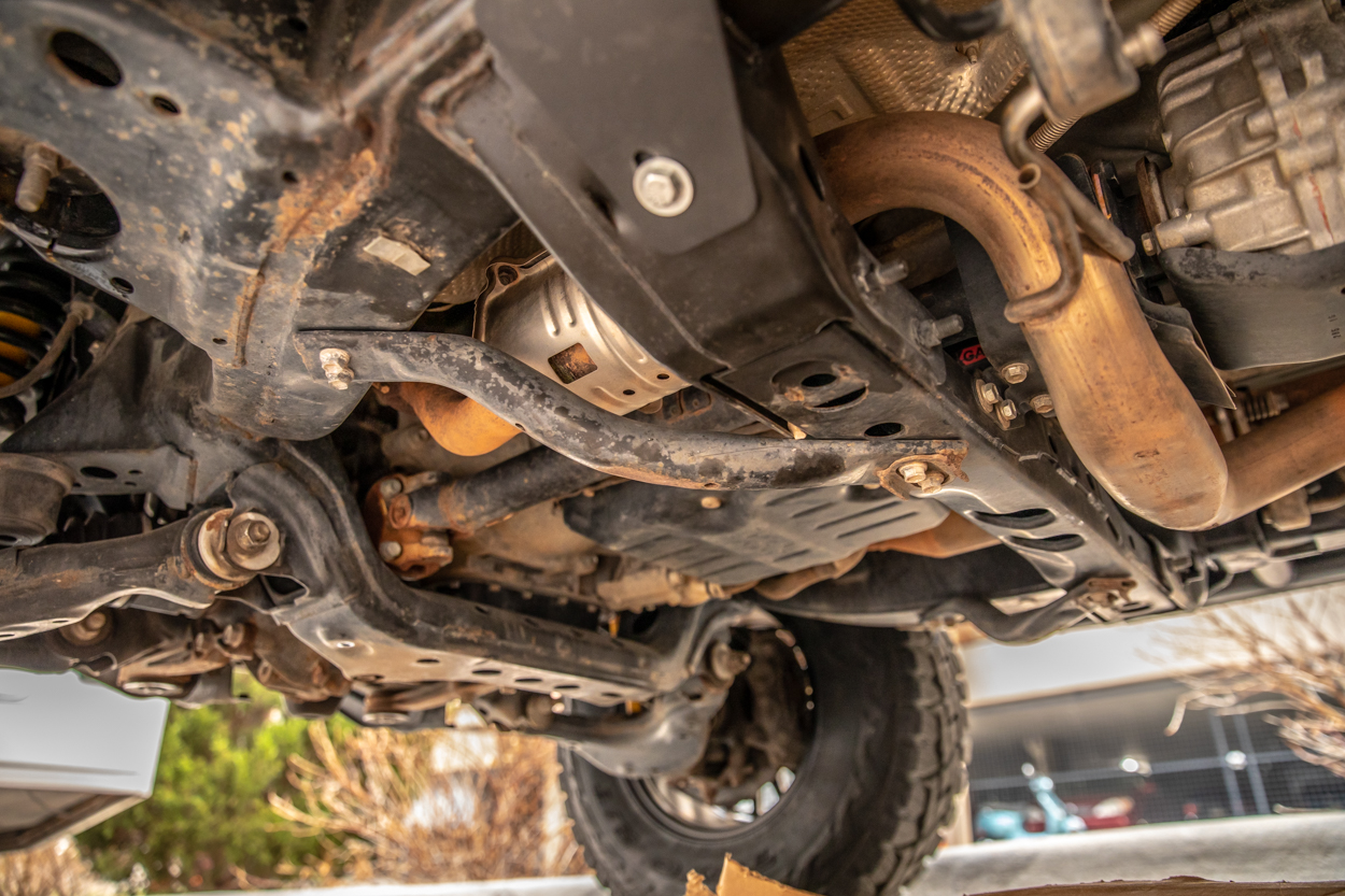 Step-By-Step Skid Plate Install Guide - 3rd Gen Toyota Tacoma