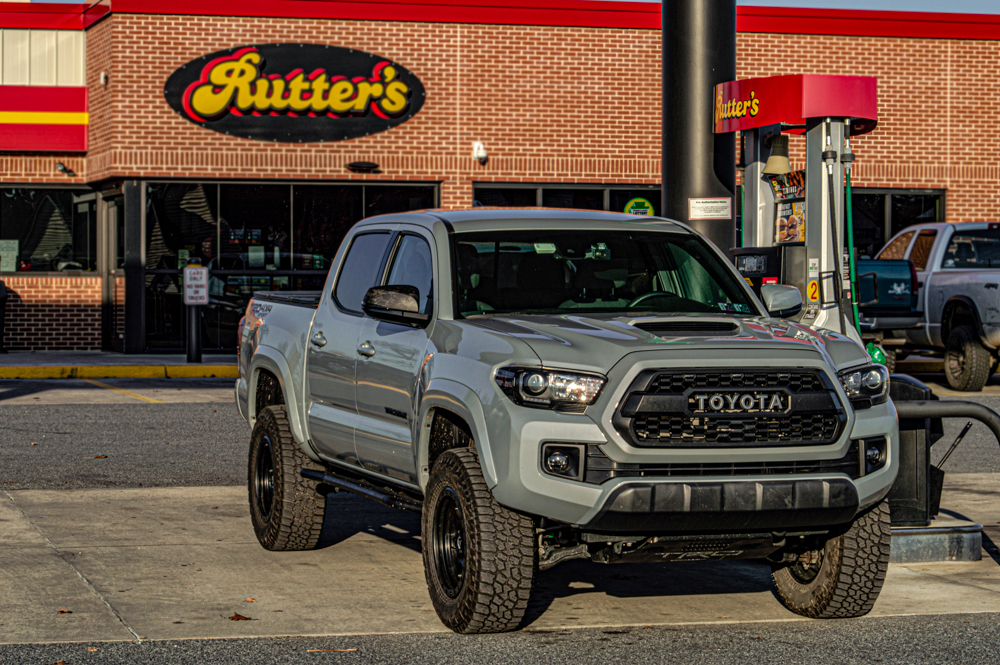 Fuel System Cleaner from BestLine Racing in 3rd Gen Tacoma