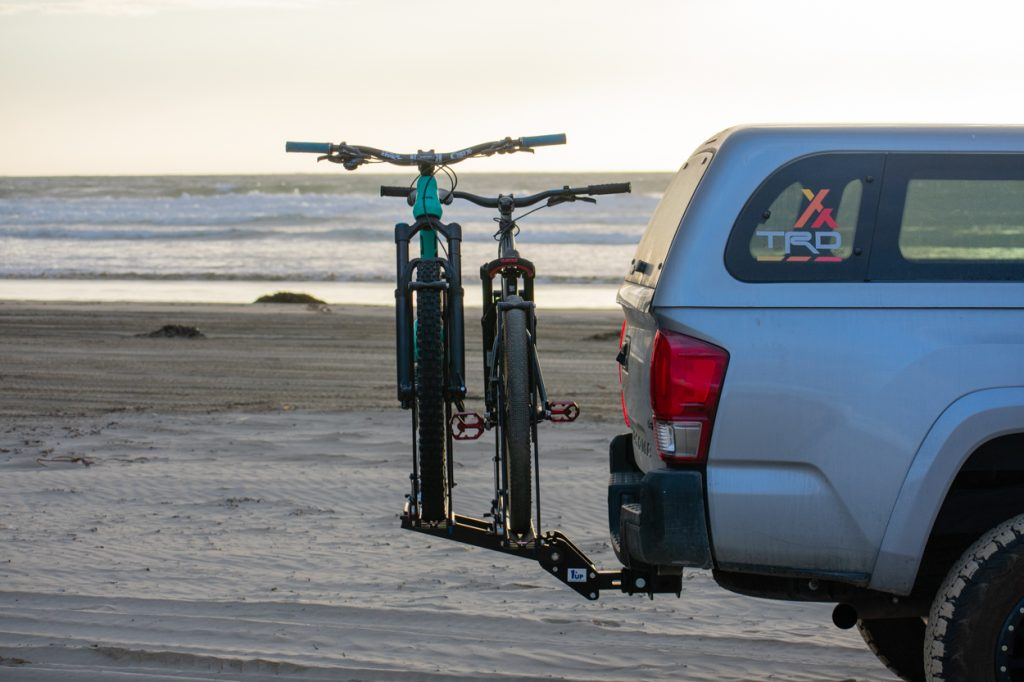 Pros of the 1UP USA Heavy Duty Dual Bike Carrier