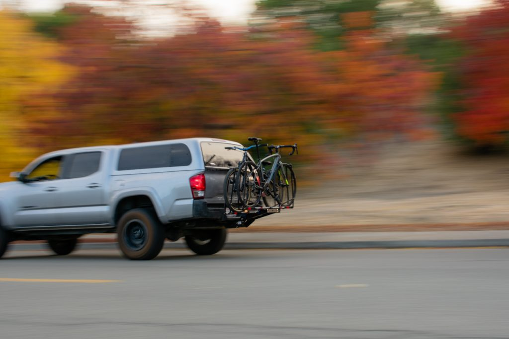 Best Hitch Mounted Bike Carrier for Toyota Tacoma