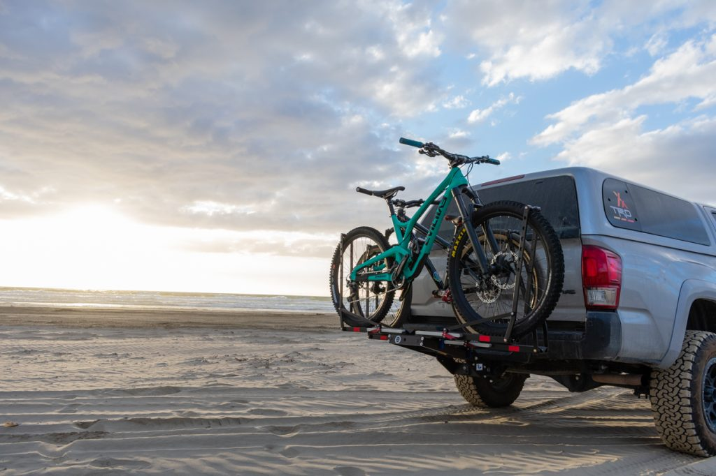Simple, Reliable & Rugged Hitch Mounted Bike Carrier from 1UP USA