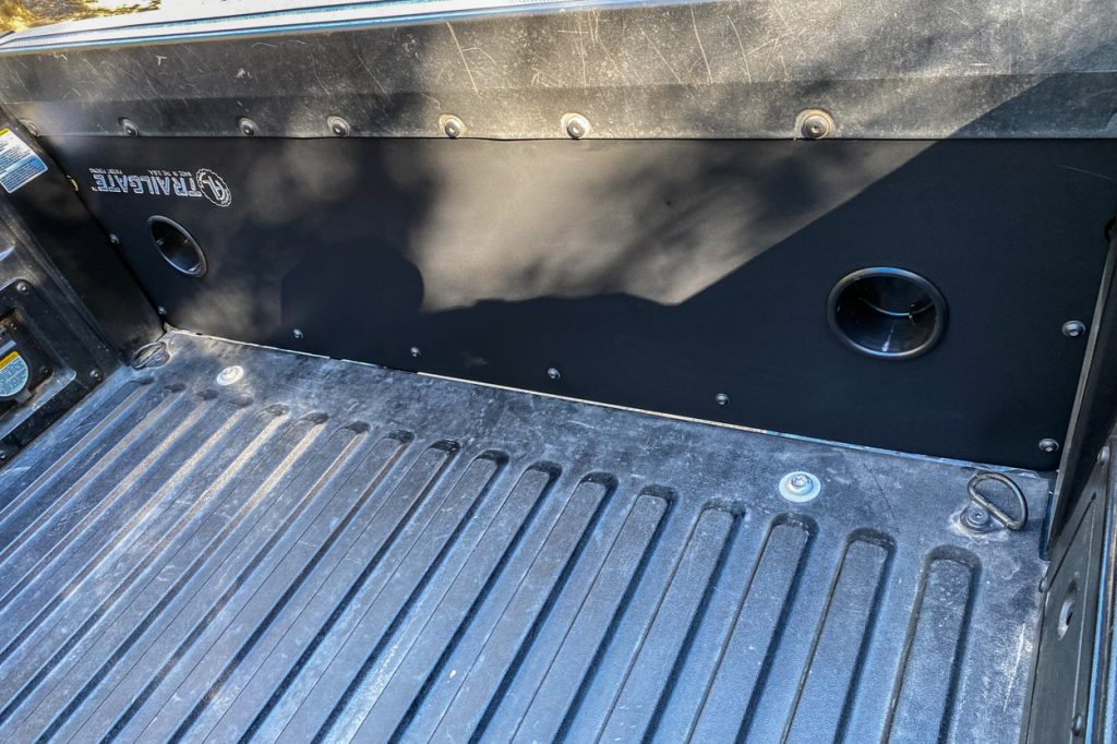 Flat Aluminum Tailgate Panel Replacement for Tacoma