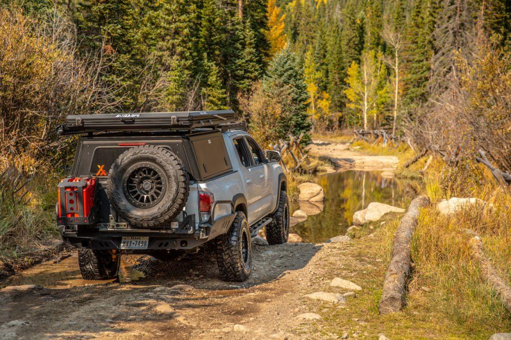 Trail Tested: AreaBFE Aluminum Hardshell RTT on 3rd Gen Tacoma