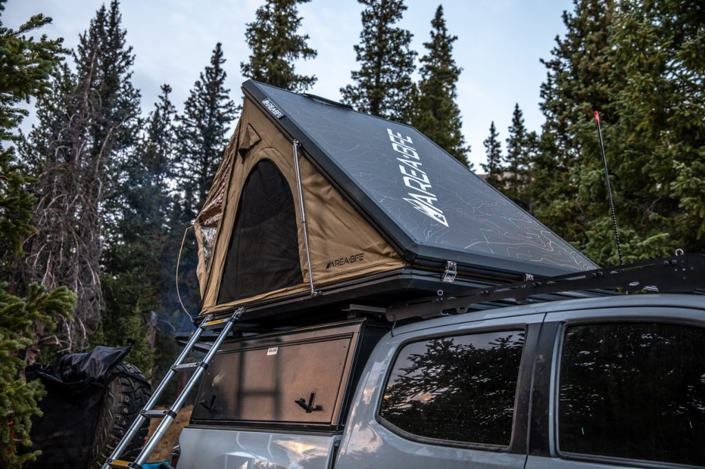 Complete Review & Overview for the AreaBFE Aluminum Hard Shell Rooftop Tent