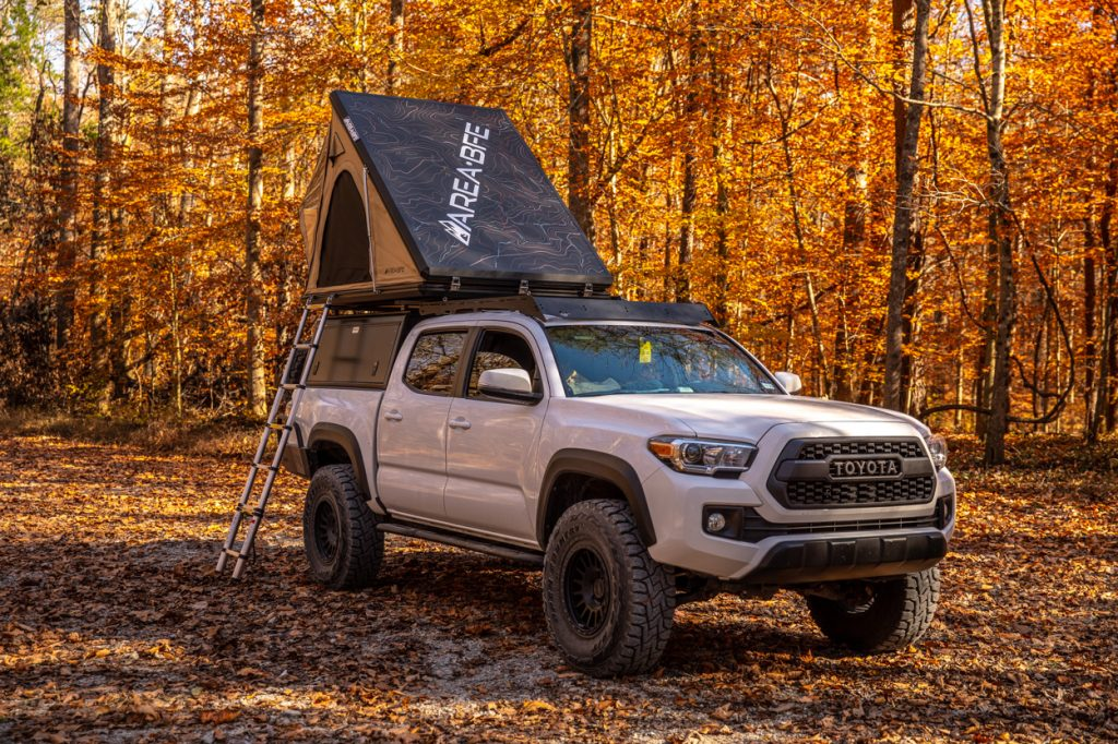 Full Review for AreaBFE Black Series Rooftop Tent