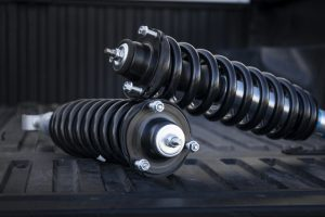 KYB Top Hats on 5100 Coilovers for 2nd Gen Tacoma