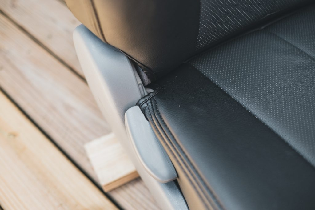 Clazzio Aftermarket Leather Seat Cover
