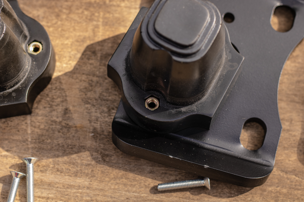 Upgraded Aftermarket Bump Stops for 3rd Gen Toyota Tacoma