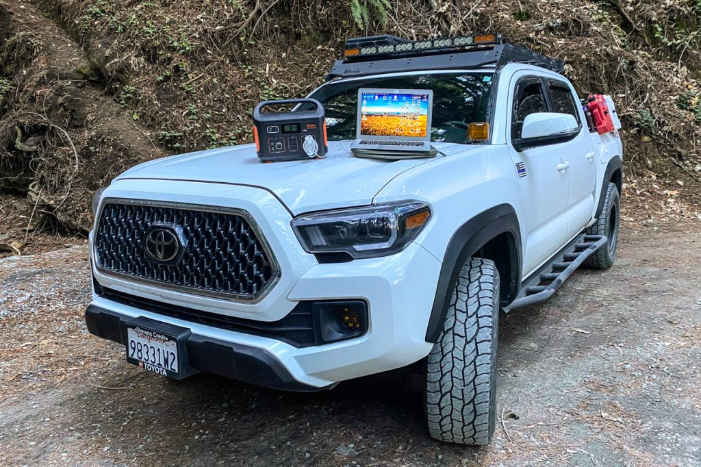 Portable Power Station for Off-Road & Overlanding