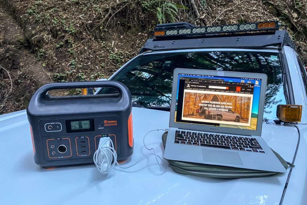 Outdoor Portable Power Station for Camping