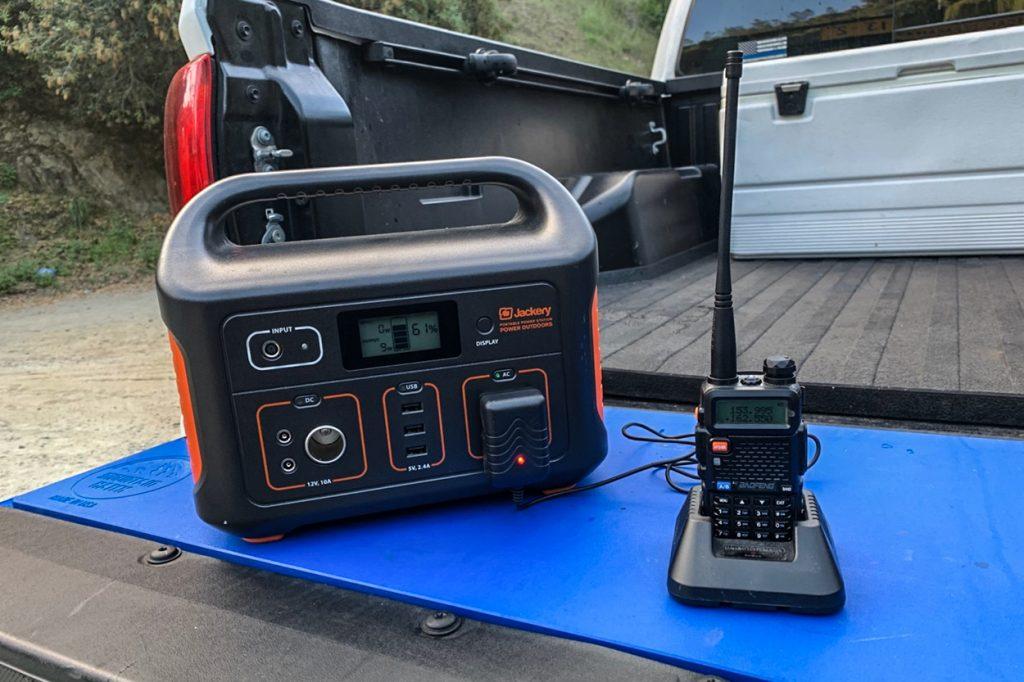 Jackery 500 Explorer - Portable Power Bank