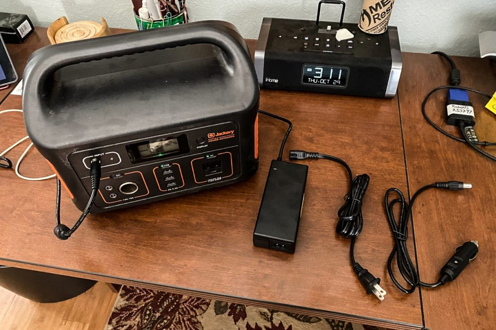 Full Review & Overview - Jackery 500 Portable Power Station