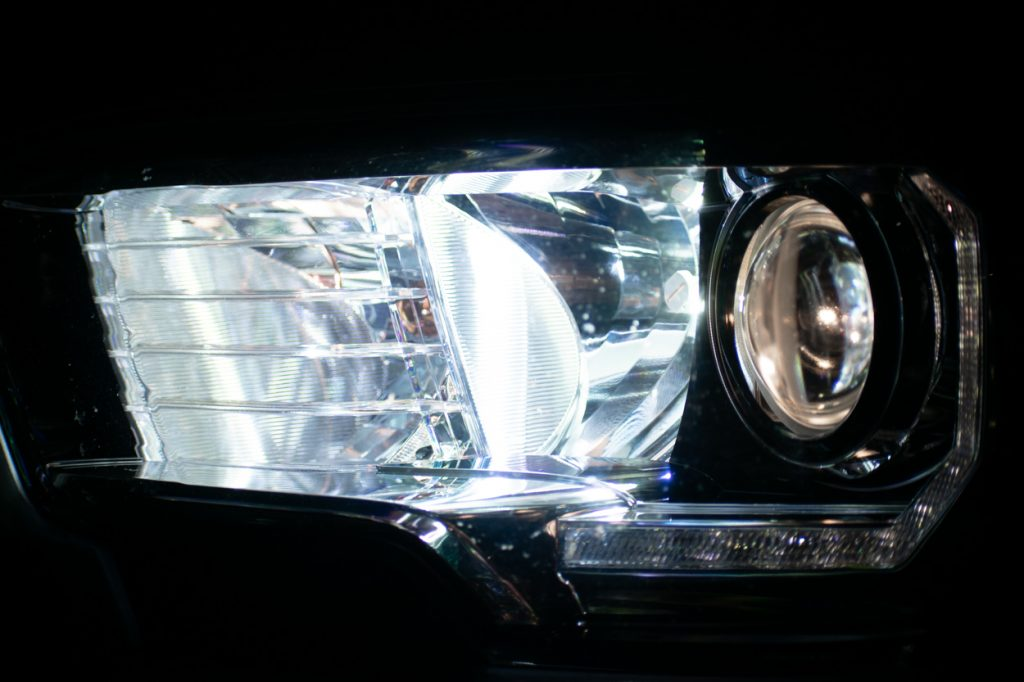 LASFIT H11 H9 H8 LED Upgrade for 3rd Gen Toyota Tacoma