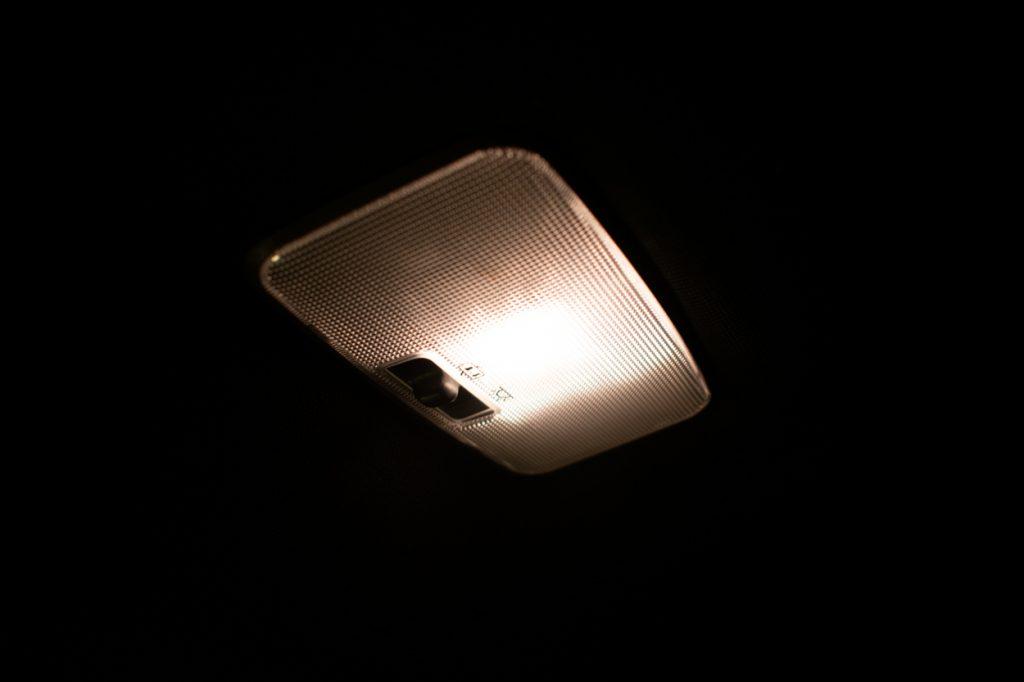 OEM Dome Light Output - 3rd Gen Tacoma