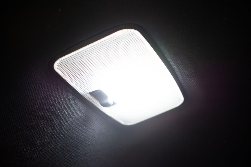LASFIT LED Dome Light Output - 3rd Gen Tacoma