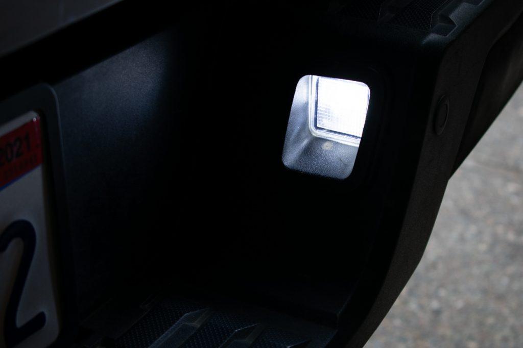 LASFIT LED License Plate Light Output - 3rd Gen Tacoma