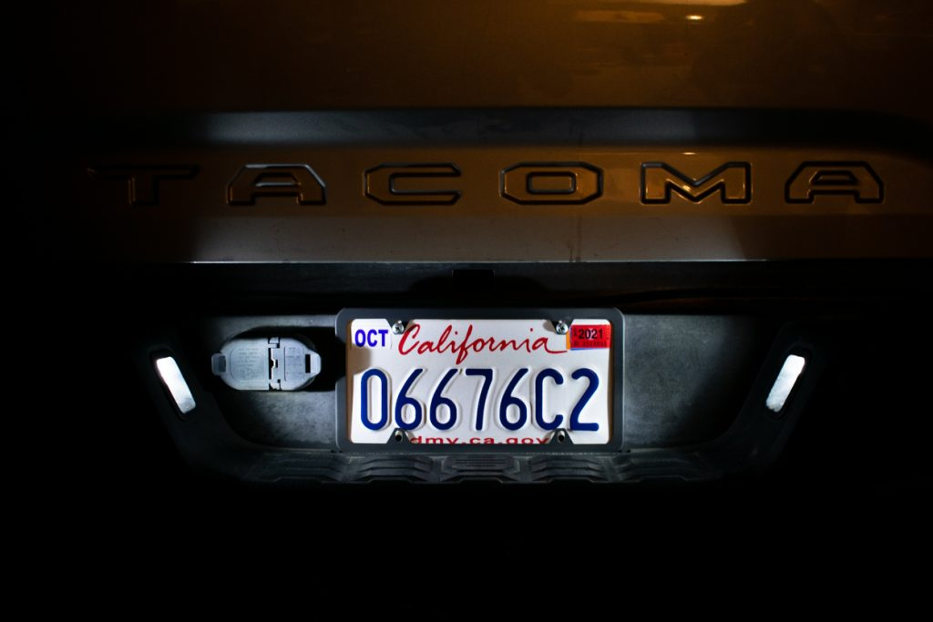 LASFIT LED Light Upgrade Review & Overview - 3rd Gen Toyota Tacoma