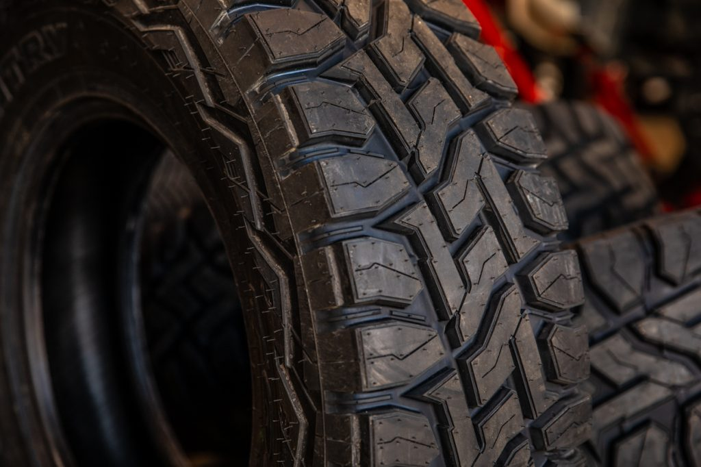 Truck & SUV Tire - Toyo Open Country R/T Review & Rating