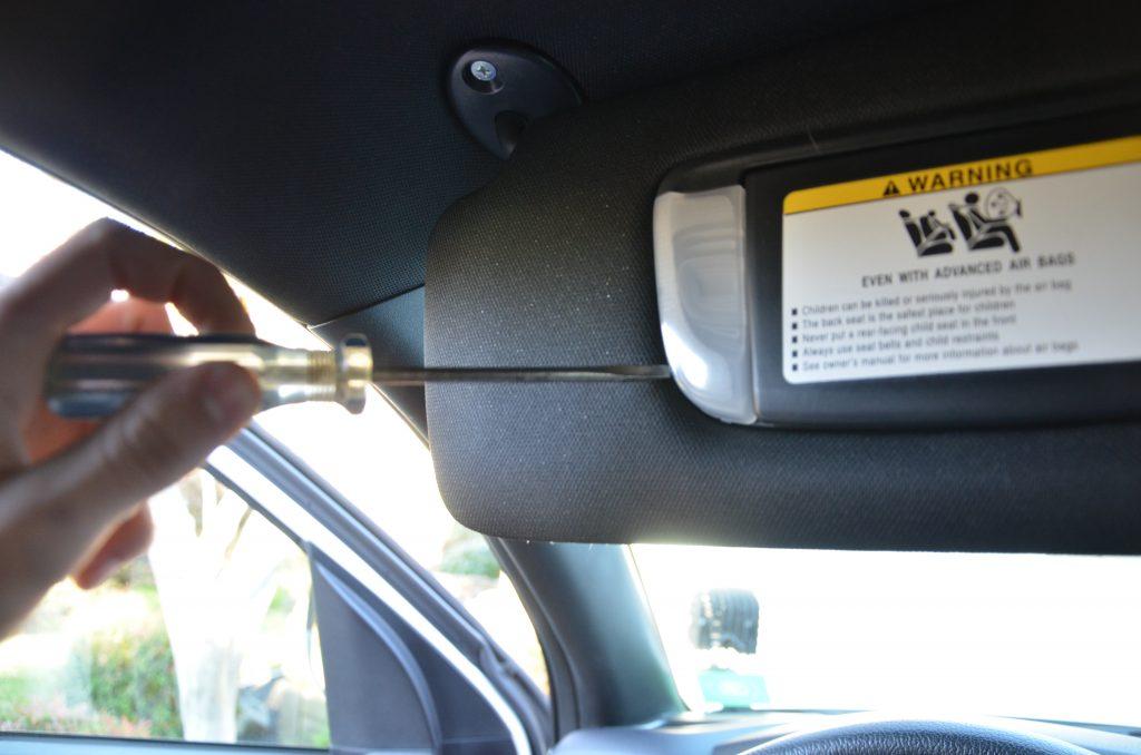 How to Install LED Vanity Bulbs - 3rd Gen Tacoma
