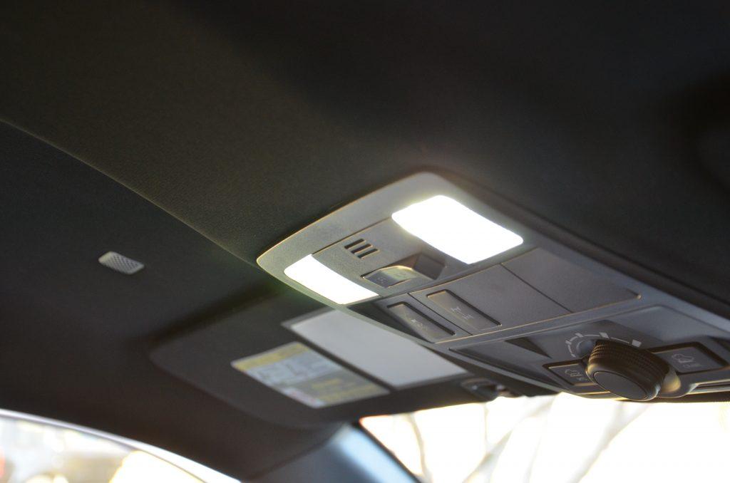 VLEDS LED Map Lights on 3rd Gen Toyota Tacoma