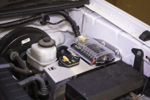 Overland Equipped Pre-Built Fuse Block Tray for 2nd Gen Tacoma