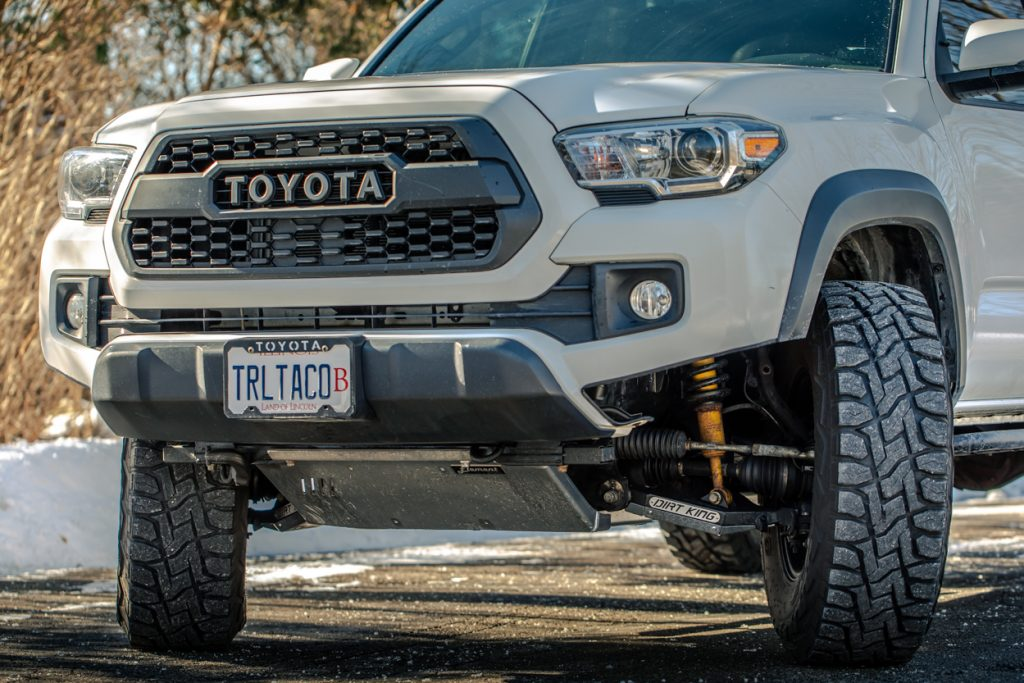 Front Lower Control Arm Replacement & Upgrade for 3rd Gen Toyota Tacoma