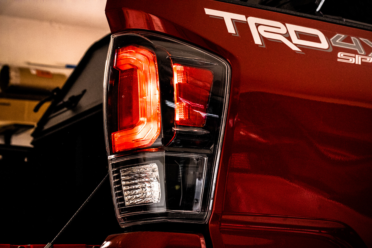 Unique Style Racing TRD Pro Taillights for 3rd Gen Tacoma - Full Review & Overview