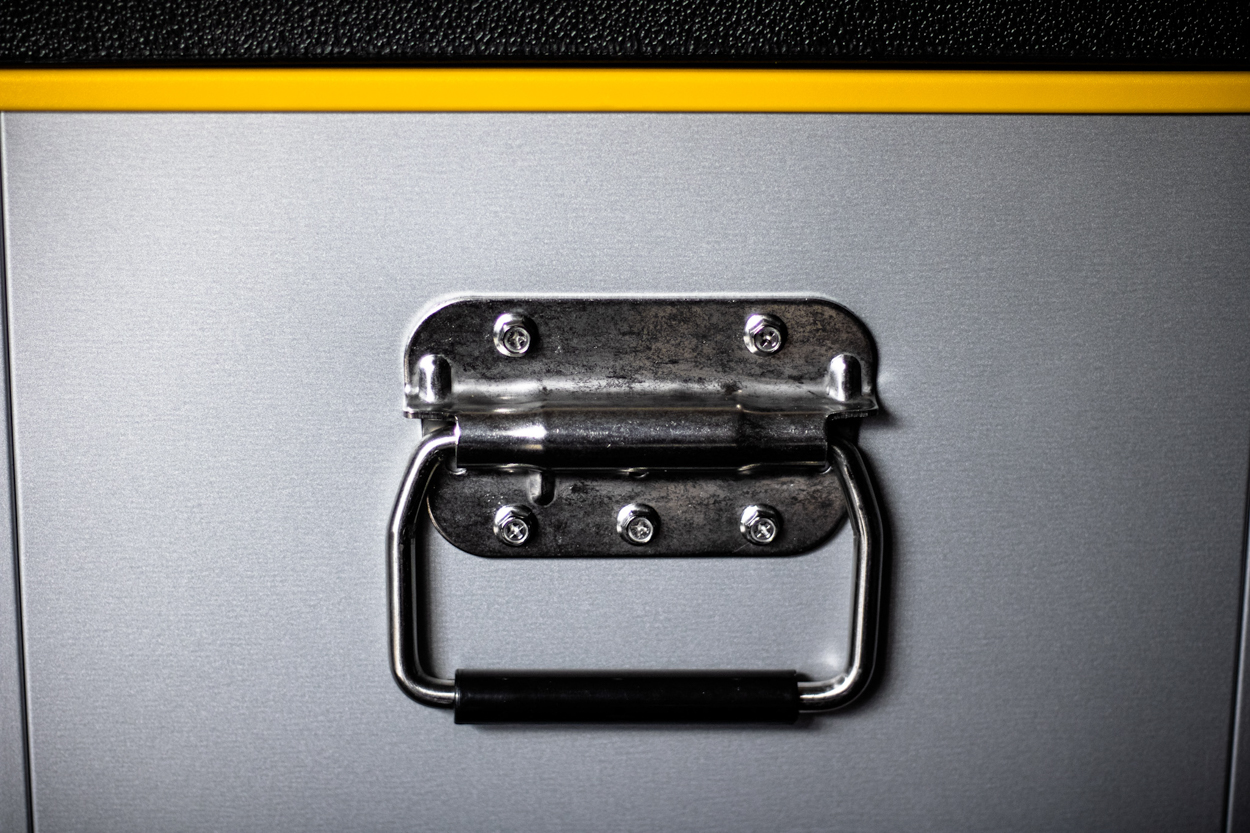 SetPower USA RV45S Portable Fridge Freezer - Metal Handles