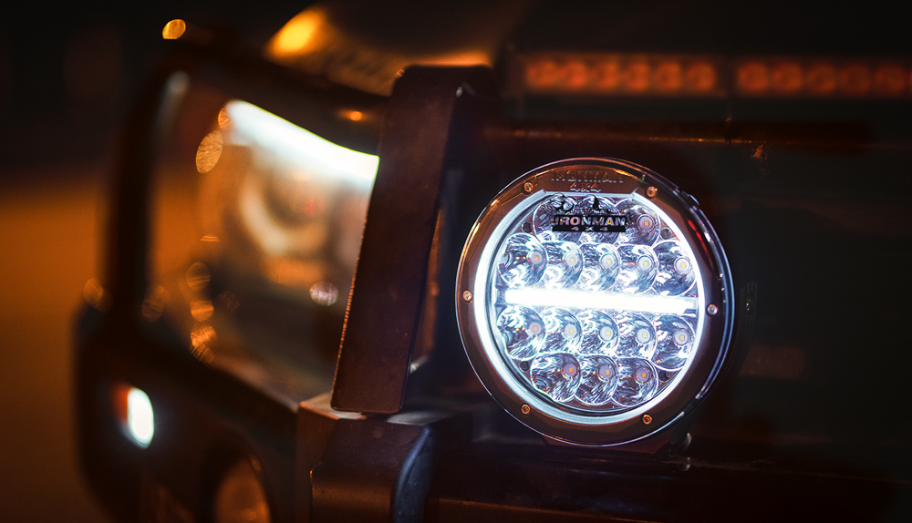 Powerful, Reliable LED Lighting from Ironman 4X4