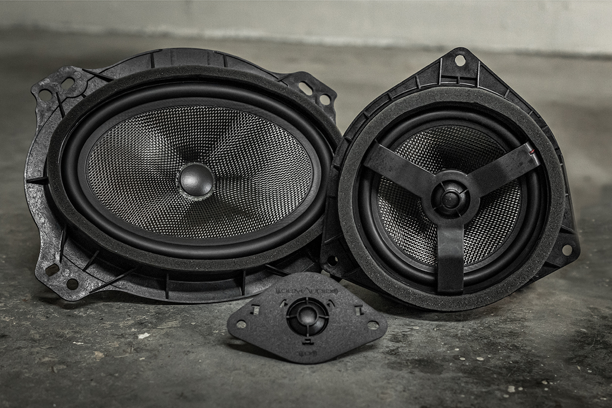 OEM Audio Plus Speaker Upgrade for 3rd Gen Toyota Tacoma