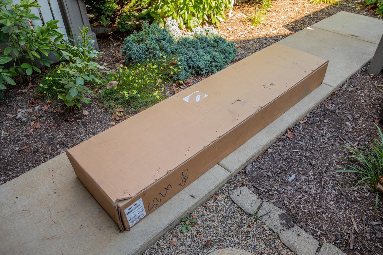 RRW V1 Rock Slider Unboxing & Packaging