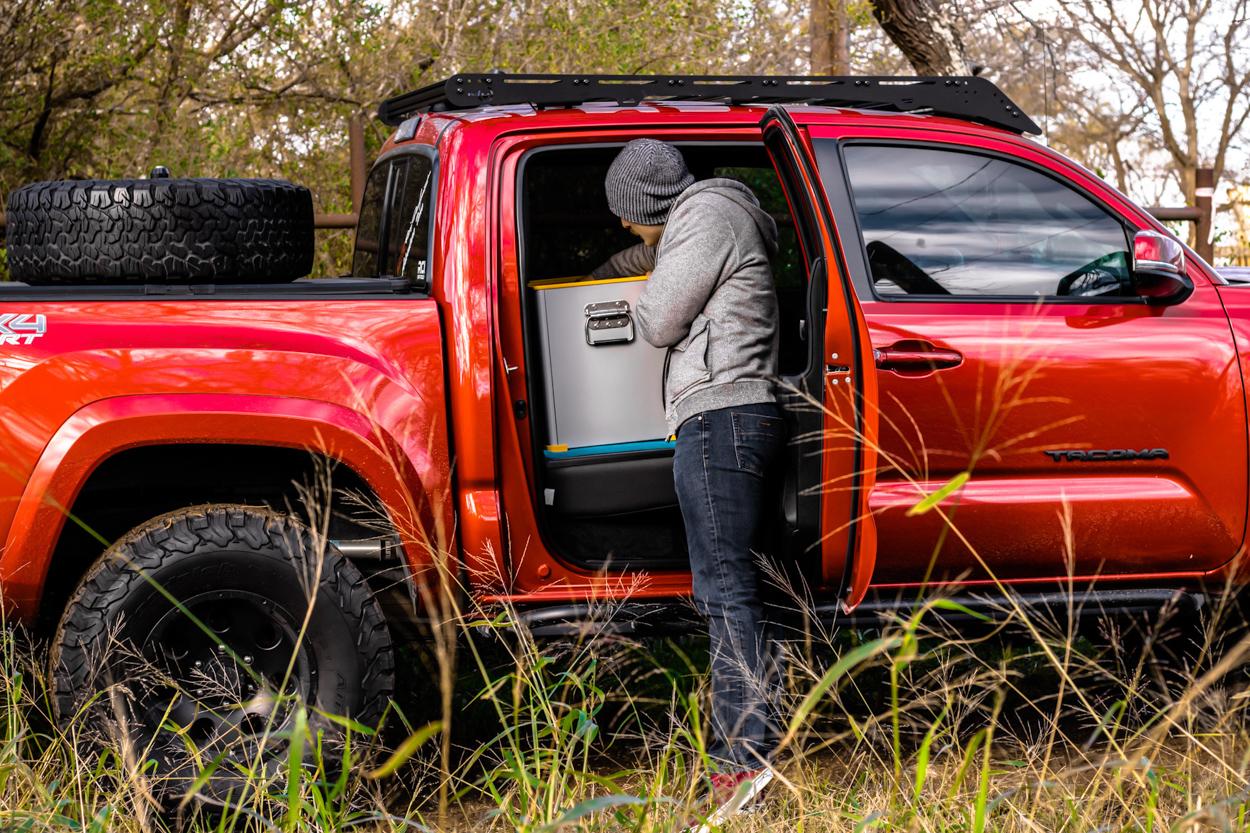 SetPower RV45S Fridge Freezer for Off-Road, Overland & Outdoor Travel