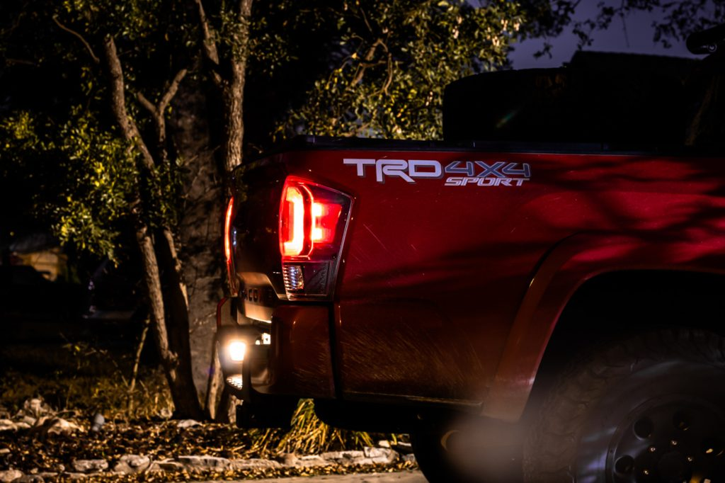 Replica TRD Pro Taillights for 3rd Gen Toyota Tacoma
