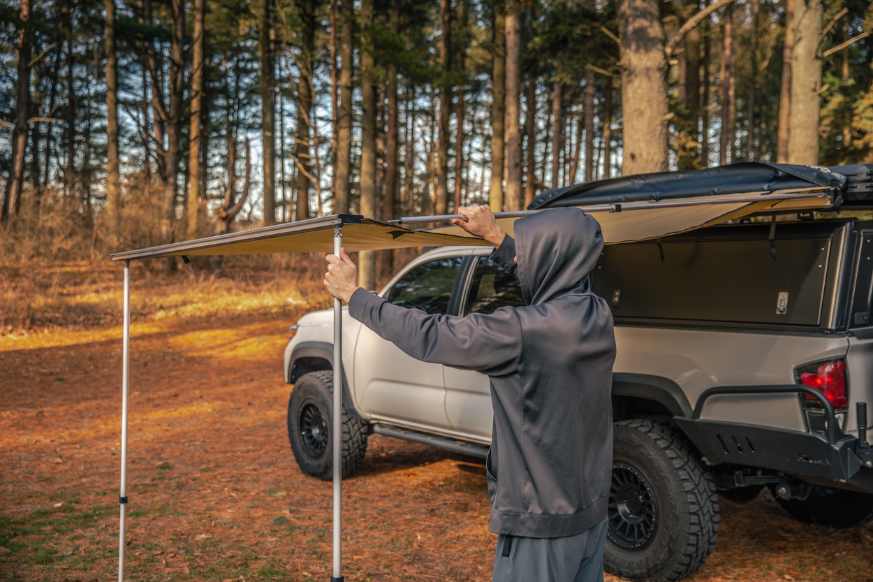 AreaBFE Awning for Car Camping
