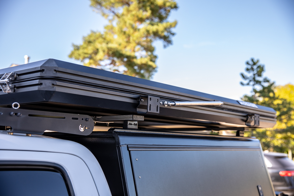 How to Install Awning on Hard Shell Rooftop Tent