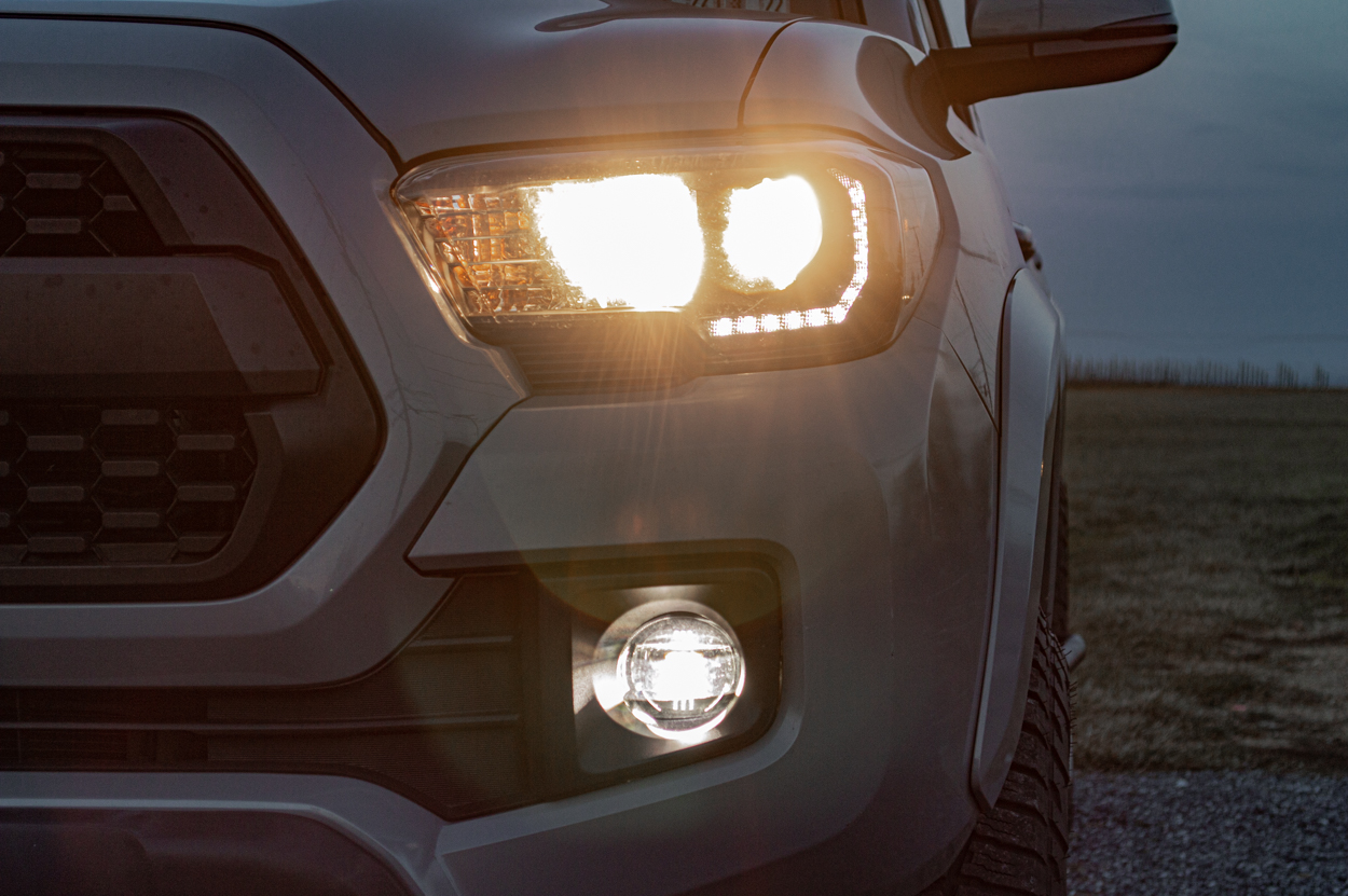 Anytime Brite Box - Independent Fog Lights & High Beam Controller for 3rd Gen Tacoma
