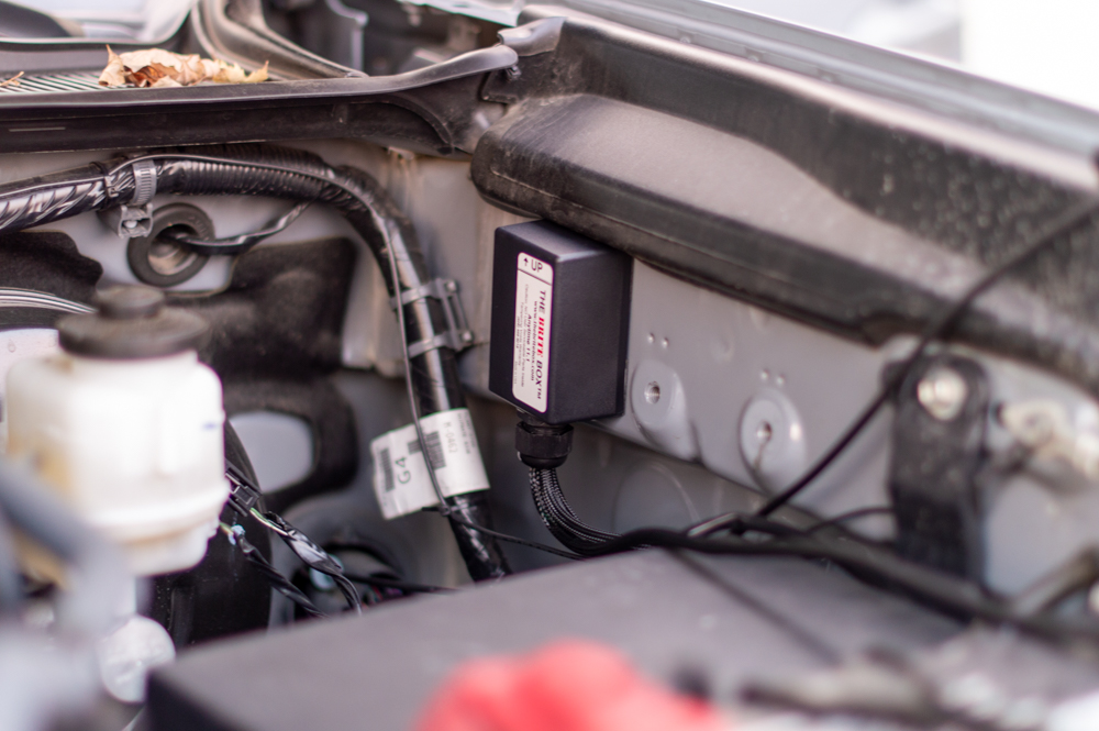 Mounting Brite Box Anytime in Engine Bay - 3rd Gen Tacoma
