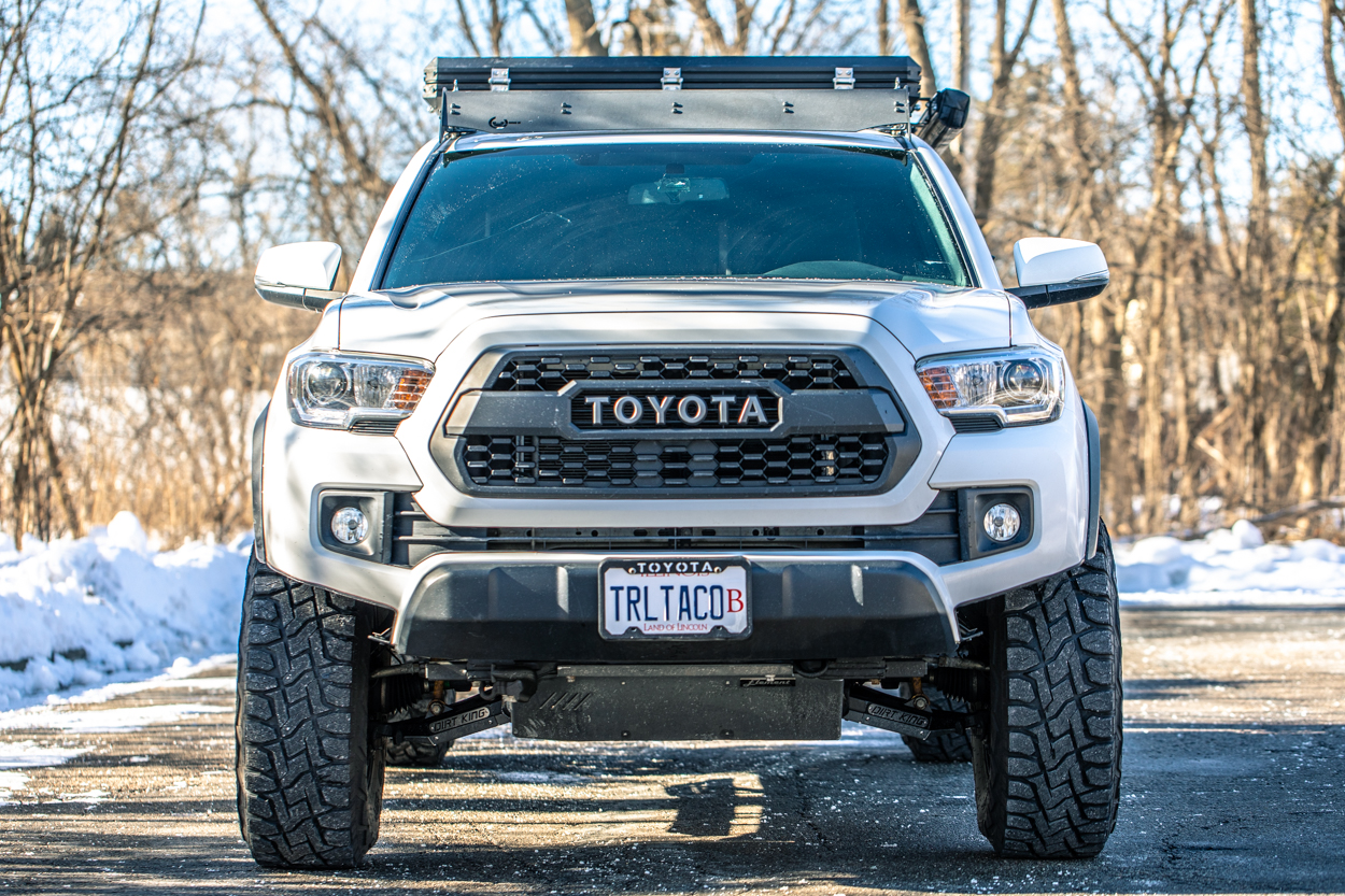 Dirt King Upper Control Arm Review & Overview for 2nd & 3rd Gen Toyota Tacoma