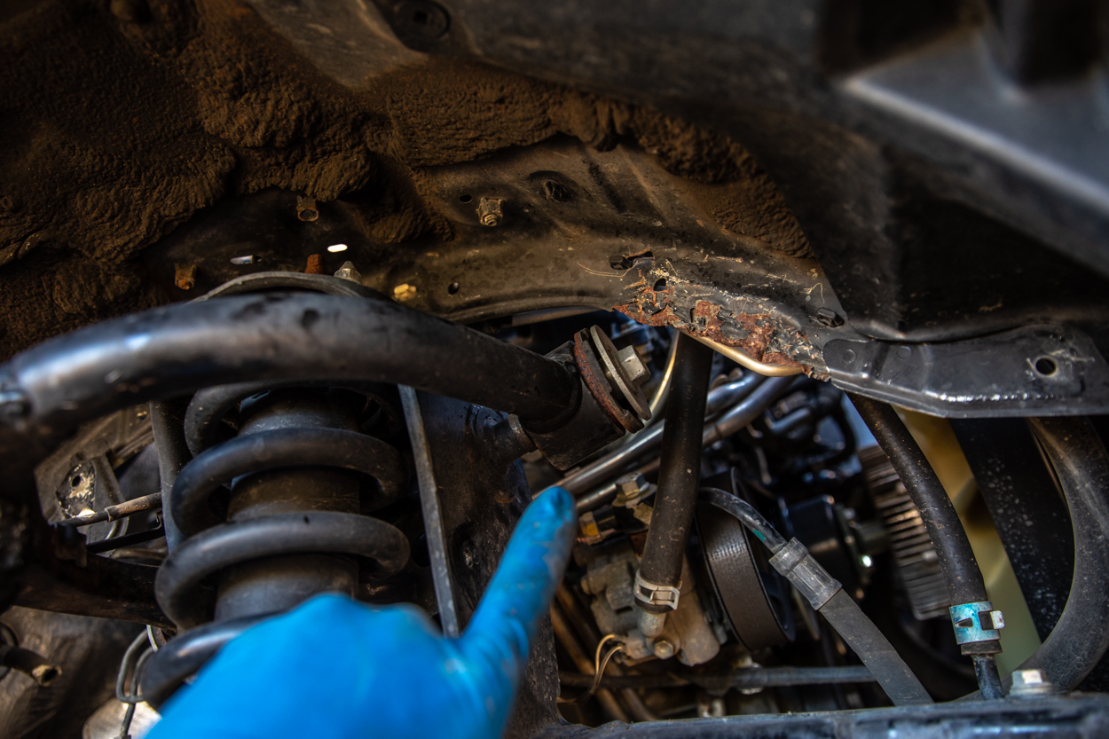 Step-By-Step Install Guide for Dirt King Fabrication Upper Control Arms for Toyota Tacoma
