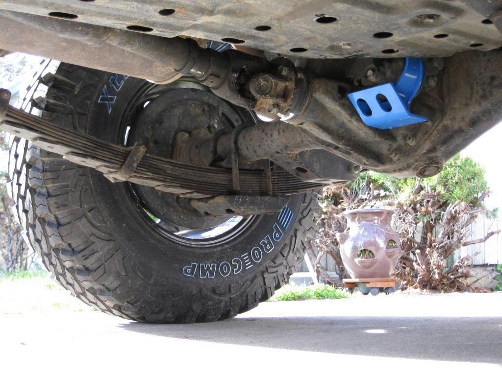 E-Locker Motor Guard Skid Plate for Toyota Tacoma