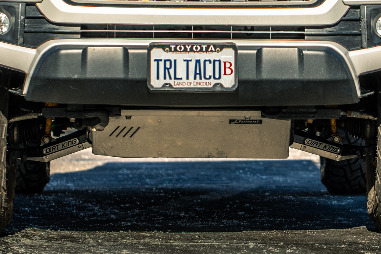 Trail Tested Aluminum Skid Plates from Element by RA Motorsports