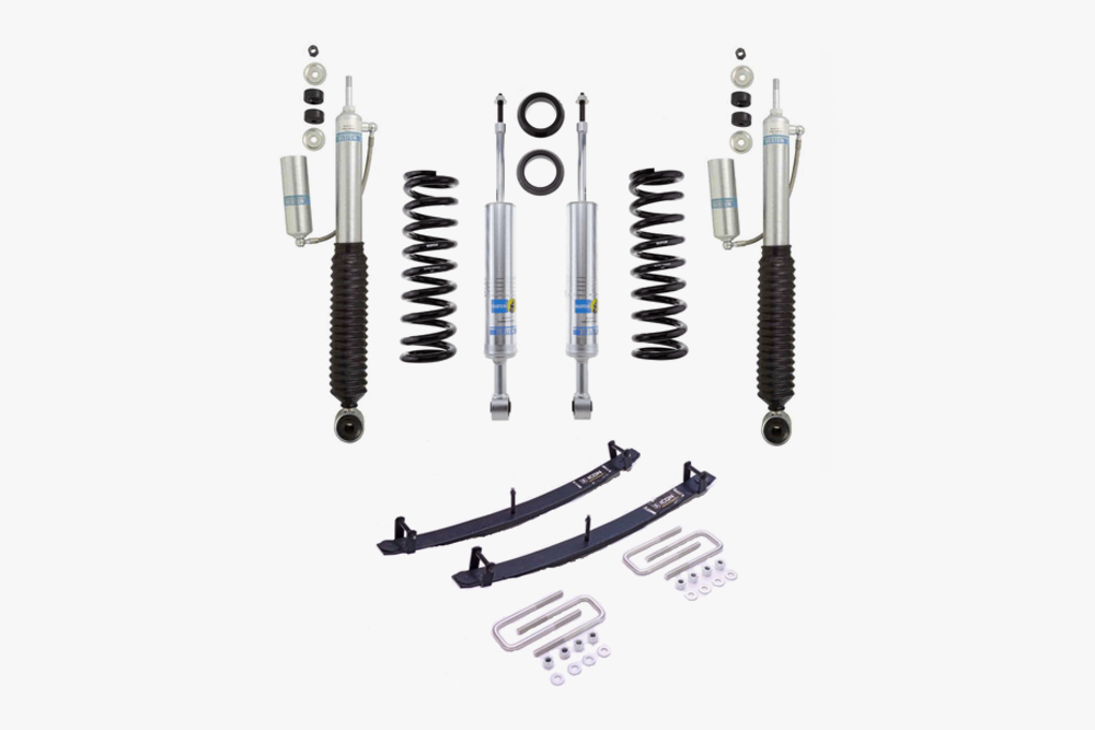 Bilstein 6112/5160 Combo Lift Kit for 2nd & 3rd Gen Toyota Tacoma
