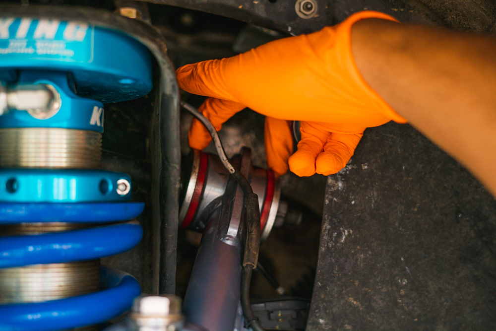 Installing Total Chaos Upper Control Arms on 3rd Gen Tacoma