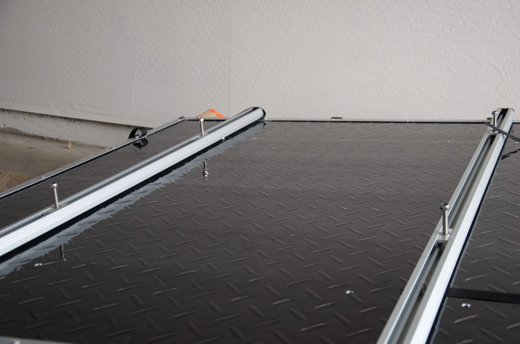 Guana Roof Top Tent Rail Installation