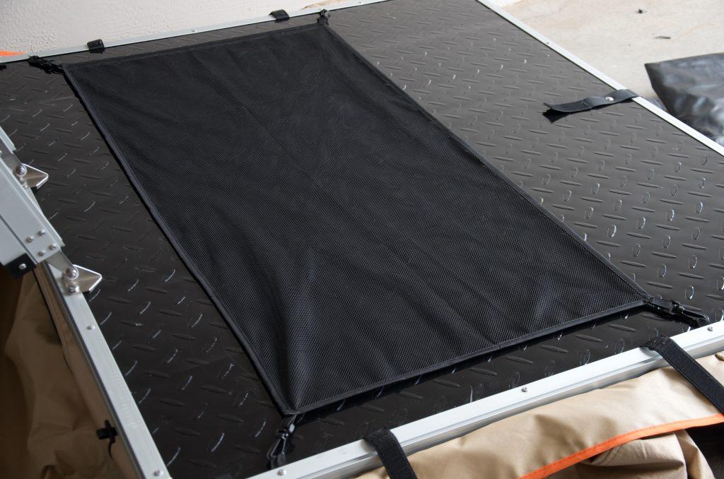 Guana Equipment Rooftop Tent Cargo Net