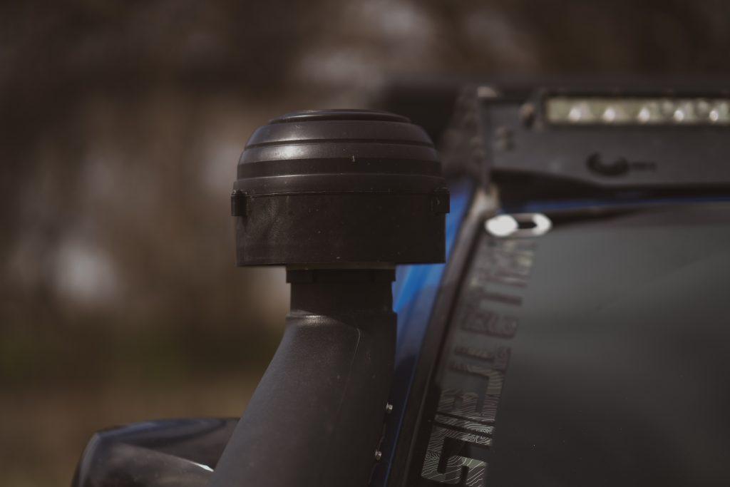 Sy-Klone Series 9000 Snorkel Pre-Cleaner Upgrade