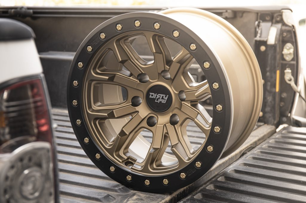 Dirty Lyfe Beadlock Wheel Toyota Tacoma
