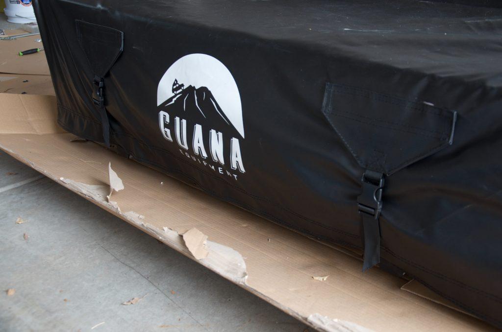 Guana Equipment Rooftop Tent